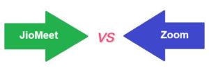 JioMeet vs Zoom app